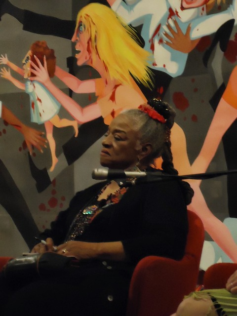 FAITH RINGGOLD, Die